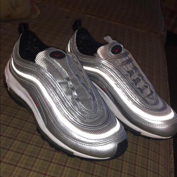 meilleur authentique 5c1bd a7ba3 Nike 97 air max shoe sneaker